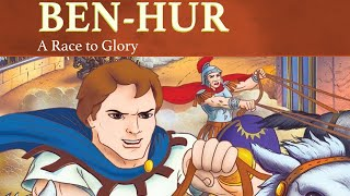 Ben-Hur: A Race to Glory | The Saints and Heroes Collection | Joy Allen, C.C. Cabaness, Cam Clarke