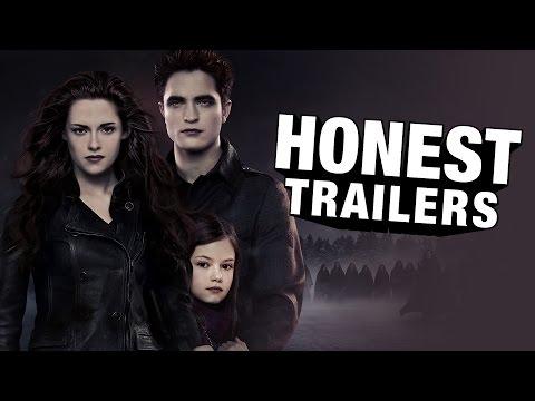 Honest Trailers - Twilight 4: Breaking Dawn