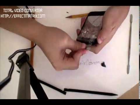 (no heat gun needed) Iphone 3GS screen repair (method 2)