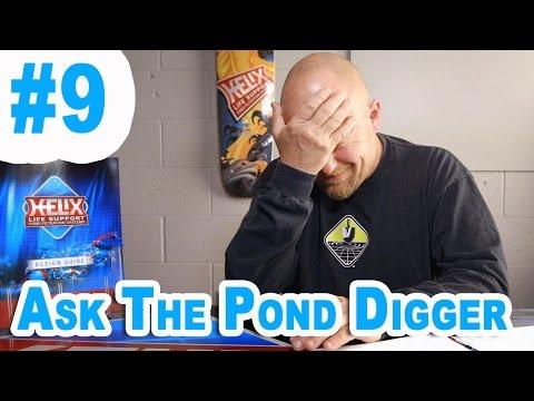 Koi Quarantine, Fish Food, Pond Parasites - Ask T.P.D. Show 9