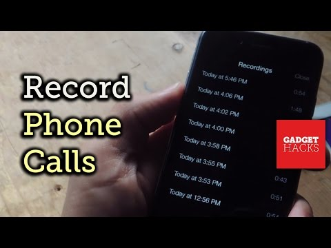 Easily Record Phone Conversations on Your iPhone [How-To]