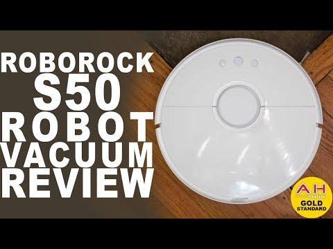 Roborock S50 Robot Vacuum Review - Still the King