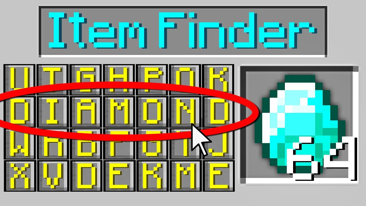 Minecraft Bedwars but if you guess the item, you get it..