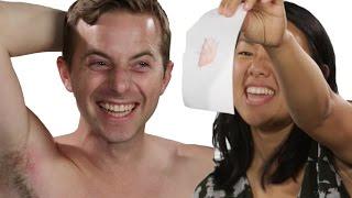 Girlfriends Wax Their Boyfriends • Ship It