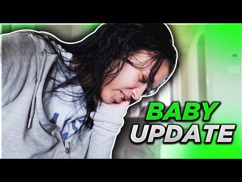 SHE'S NOT FEELING GOOD 😢 **PREGNANCY UPDATE**