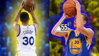 The Story of How Steph Curry Became A LEGENDARY Shooter