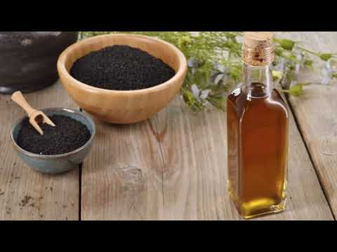 How To Reduce High Blood Pressure And Cholesterol With Black Seeds- Health Benefits