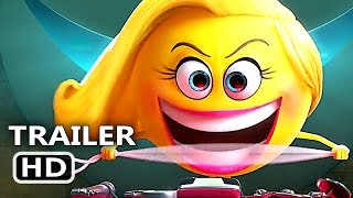 THЕ ЕMΟJІ MΟVІЕ Official Trailer (2017) Animation New Movie HD