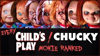Download Every Child's Play / Chucky Movie RANKED! Video