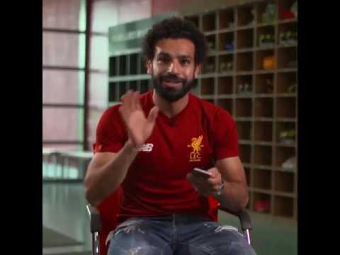 فيديو تقديم محمد صلاح فى ليفربول