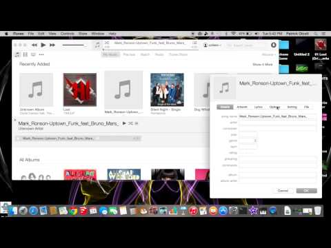 How to trim music in Itunes (Mac/Windows)