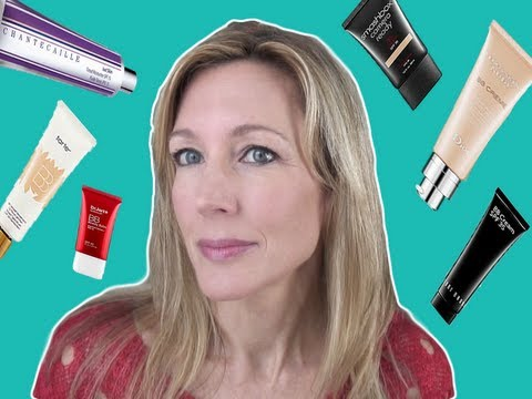 BB Cream & Tinted Primer ~ Just for the Young? Review for Mature, Imperfect Skin