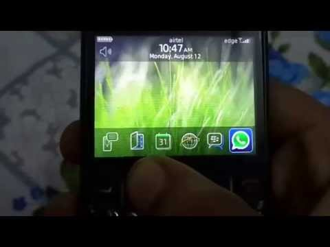 How to use normal gprs plan on blackberry