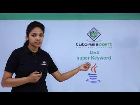 Java - Super Keyword
