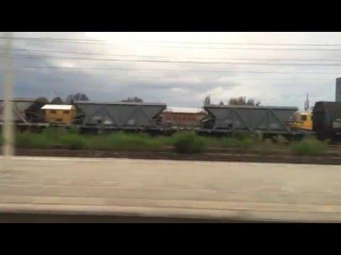 Train Ride to Siena