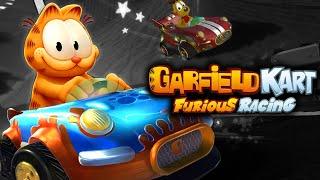 Garfield Kart - James and Mike Mondays