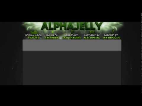 AlphaJelly YouTube Background - Progression