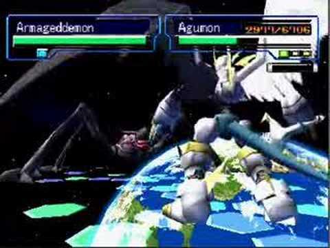Digimon World 3 Megas - playithub net