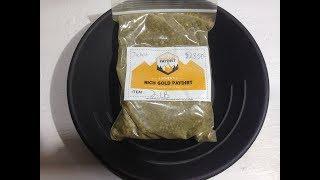 Gold N Paydirt 2lb Jackpot Bag Review (GoldNPaydirt.com)
