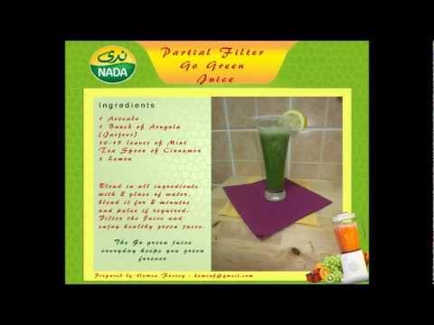 Nada Go Green Juice