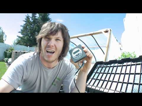 How To Hydroponics - S02E23 Setting Up A Timer For A Hydroponic System