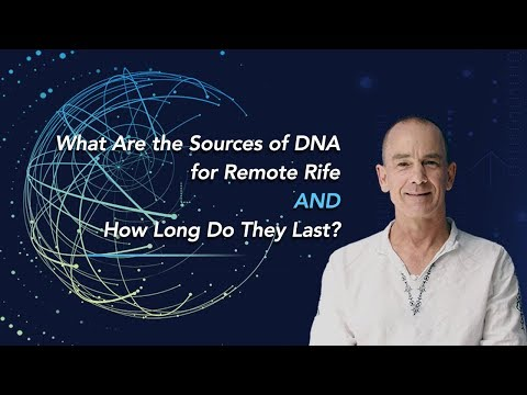 What Are the Sources of DNA for Remote Rife and How Long Do They Last?