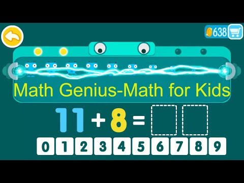 Math Genius | Learn Math for Kids | Learn Addition and Subtraction (10-20)