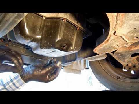 Pontiac Vibe Motor Oil Flush