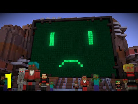 Minecraft Story Mode: Episode 7 | PAMA IS EVIL! | #1