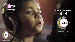Voice Kids singers Ayat Shaikh & Nishtha Sharma's dedication for Shri Krishna
