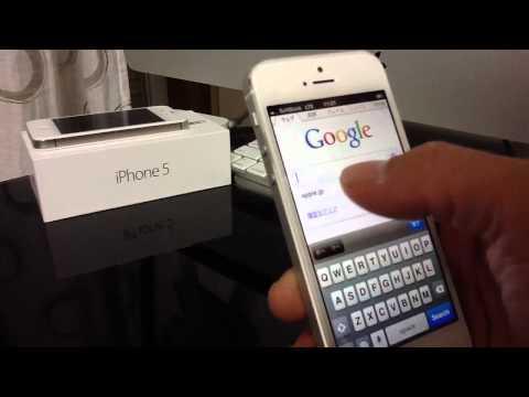 Iphone 5 velocidade do 4g LTE