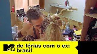 Luca e Bifão se pegam e Stéfani fica pistola | De Férias Com O Ex Brasil Ep. 11