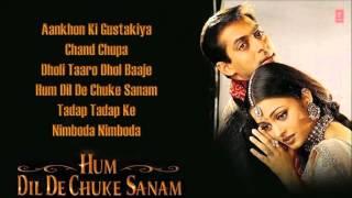 Hum Dil De Chuke Sanam Full Songs | Salman Khan, Aishwarya Rai, Ajay Devgn | Jukebox