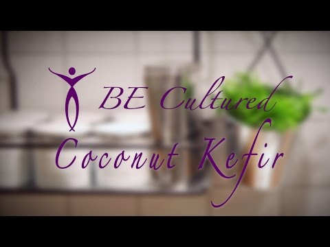 How to Make Coconut Kefir Donna Gates - Body Ecology
