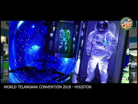 Houston Attractions - World Telangana Convention 2018 - NNN