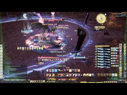 FFXIV:ARR - The Second Coil of Bahamut Turn 4