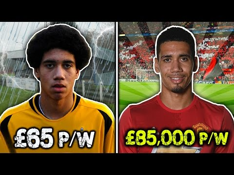 Players Who Went From Non-League To Premier League XI!
