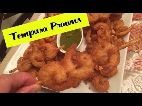 Crispy Fried Shrimp Recipe||Tempura Prawns Recipe/ Shrimp Tempura Recipe By Sehar Syed in Urdu/Hindi