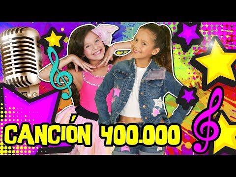 Xxx Mp4 🎤 ¡¡NUESTRA CANCIÓN 400K MIL SUSCRIPTORES 🎶 KARINA Y MARINA Feat Jose Seron ✨ ESPECIAL DE 400 000 3gp Sex