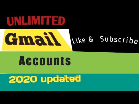 Create unlimited Gmail accounts without mobile verification in mobile phones 2017