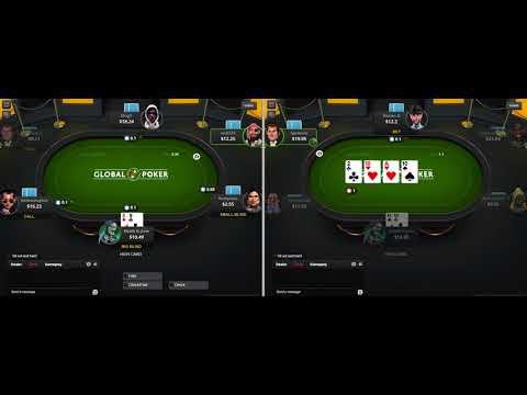 Global Poker 10nl Poker Coaching 1/2