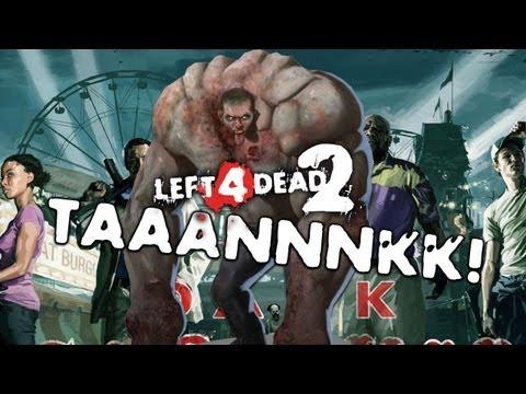 TAAANNNKK! - Game 1 - Left 4 Dead 2 Mutation (Fan Game)