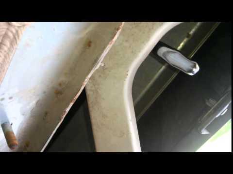 Trailer hitch install 2010  ML-350