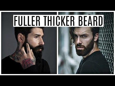 HOW TO GET A FULLER THICKER BEARD | My Beard Routine | Daniel Simmons