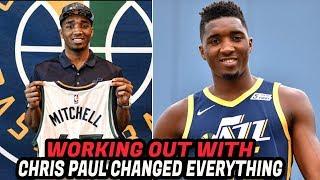 DONOVAN MITCHELL: The NBA