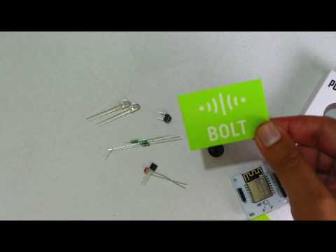 00# Unboxing of Bolt IoT