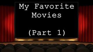My Favorite Movies (Music Video)