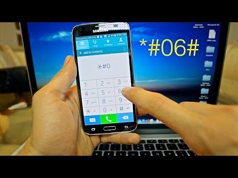 How To Unlock Samsung Galaxy S5 AT&T - All networks supported, SM-G900T, SM-G900A, or any other