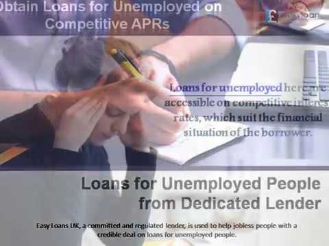 Benefits of Loans for Unemployed People in UK