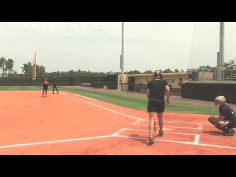 How to Throw a Softball